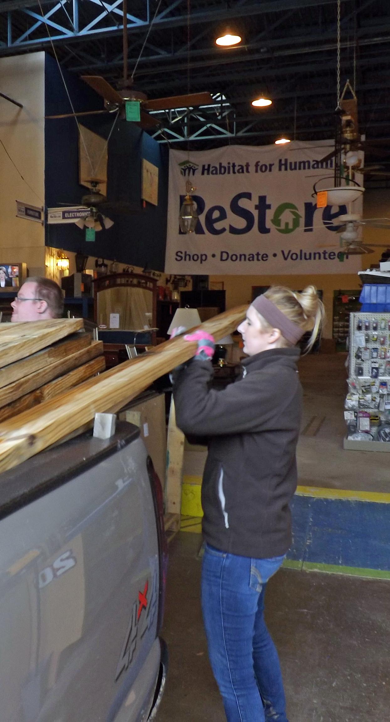 Volunteer Restore1